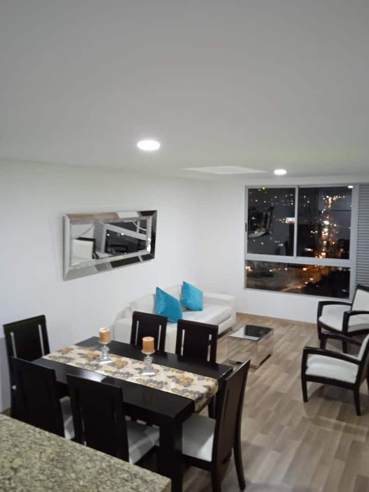 Apartamento Nuevo Amoblado En Dosquebradas