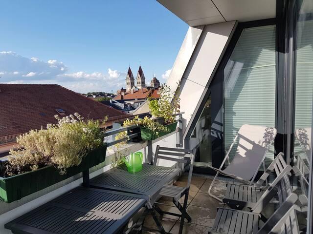 Private Room Luxury Duplex Apartmen - Mnichov - Byt