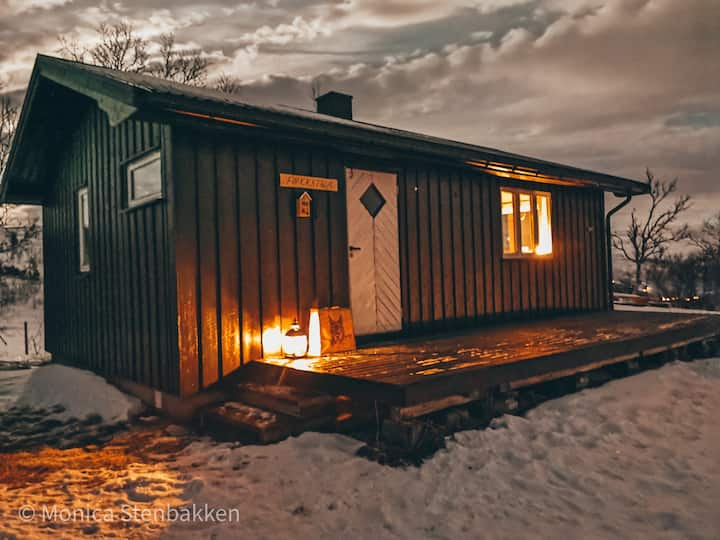 Bardufoss mountain cabin with Great view
