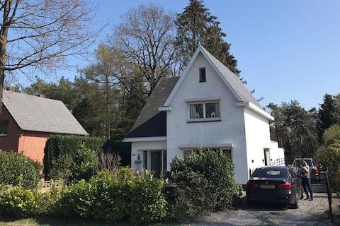 Comfortabel appartement in de Brabantse Kempen