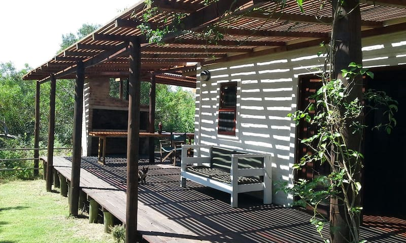 Casa Elixir: ubicada en Punta Rubia