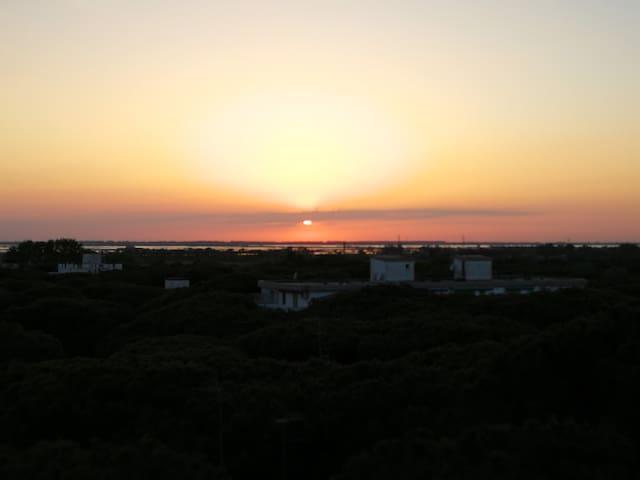 Bilocale con terrazzo panoramico a Spina CASA LINA