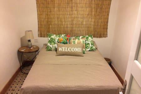 PRIVATE ROOM AND BATHROOM @CASA LUNA, PONCE
