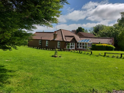 Secluded & Peaceful cottage on the Yorkshire Wolds