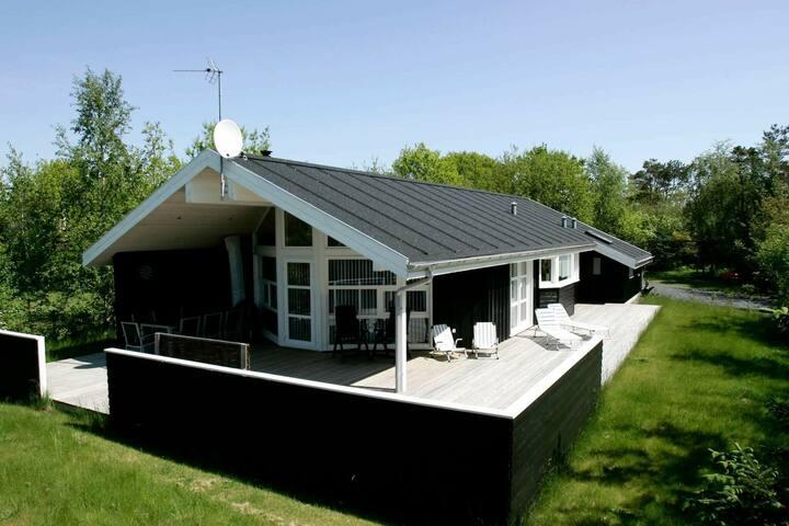 Beautiful Holiday Home in Hadsund with Sauna