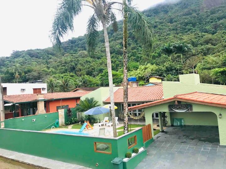 Casa com piscina Lázaro-Pedra Verde/Domingas Dias