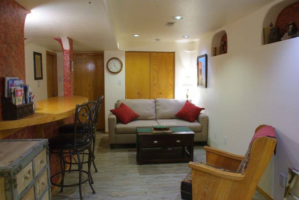 Large 800 square feet luxury studio apartment for 10 square feet room