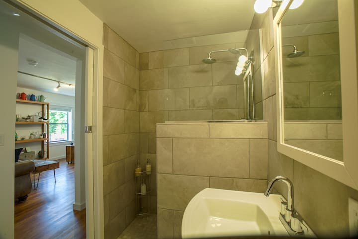 Uptown Hideaway#1 :remodeled, central, upscale