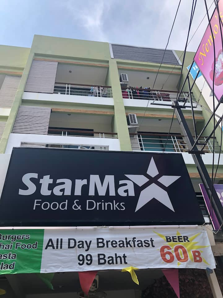 StarMax Guesthouse, Soi Buakhao, Pattaya, Room 3