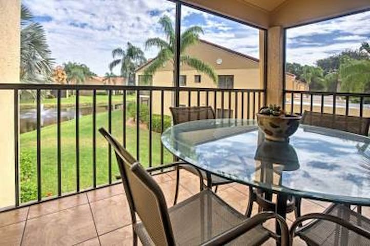 Bright 3BR Naples Condo Near Vanderbilt Beach - Naples - Kondominium