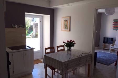 Logement de Gwénaëlle et Pierre-Gaël - Châteauneuf-d'Ille-et-Vilaine - Wohnung