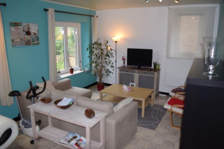 Grand appartement tout confort et calme