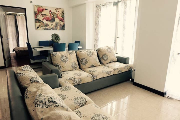 2 Bedroom Condo Unit ❤️️ of D City - Davao City - Osakehuoneisto