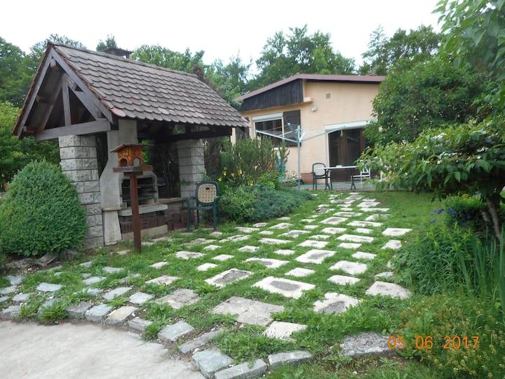 villa d'eden :  le chaillet 01130 Plagne (01298)