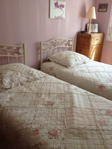 chambre agréable - Olivet - Apto. en complejo residencial