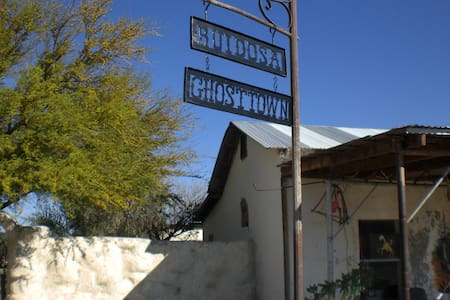 Ruidosa Ghost Town Inn