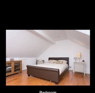Beautiful sunny town house - Portsmouth - Talo