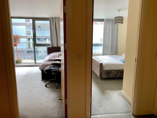 Simple&Affordable Birmingham city centre Apartment