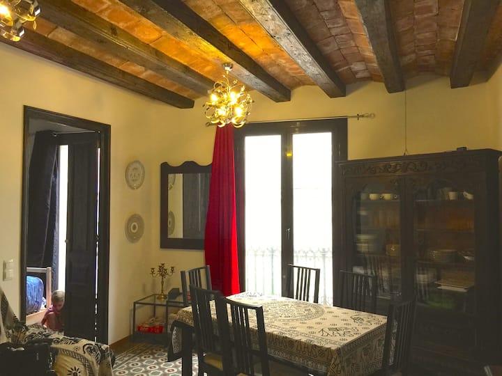 Superbe apartement 100m2 plein centre de Barcelone