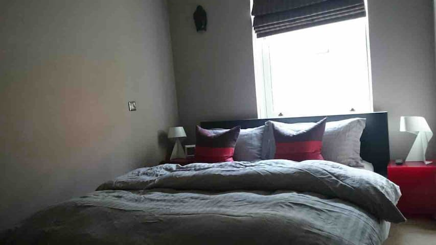 Warm and welcoming double room in central London