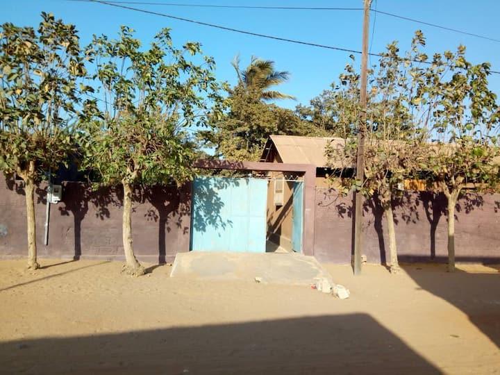 maison dhotes chez Diarra Diagne