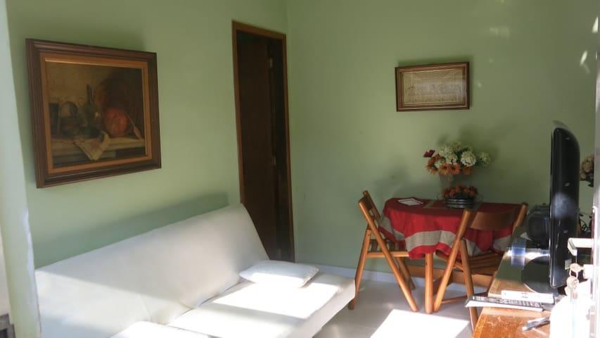 Apartamento charmoso | Pérola da Guanabara Paquetá