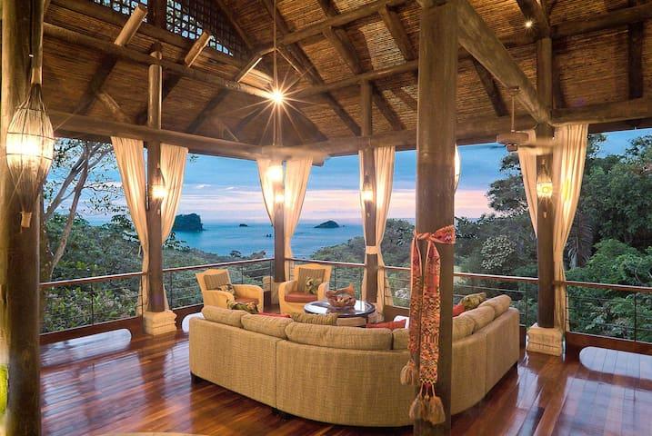 Balinese Style 3 Suites Ocean View Private Pool