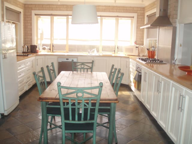'Roseland' 5 Bedrm - FreeWiFi/Foxel - Herne Hill - House