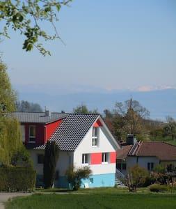 Ferienwohnung im Einfamilienhaus - Daisendorf - Casa