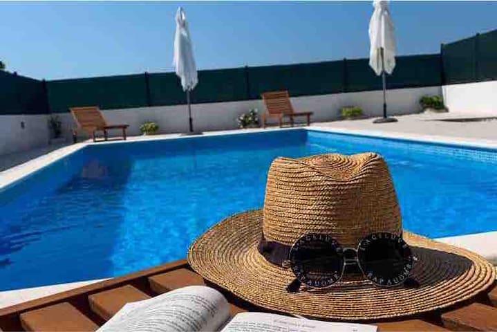 Villa Bella Vista with swimming pool - Apartment 2