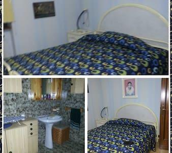 Camera matrimoniale con bagno inter - Rom