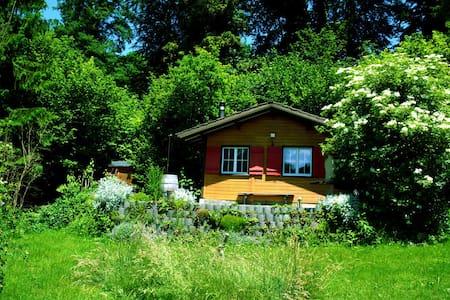 Ferienhaus mitten in der Natur - Jonschwil - 一軒家