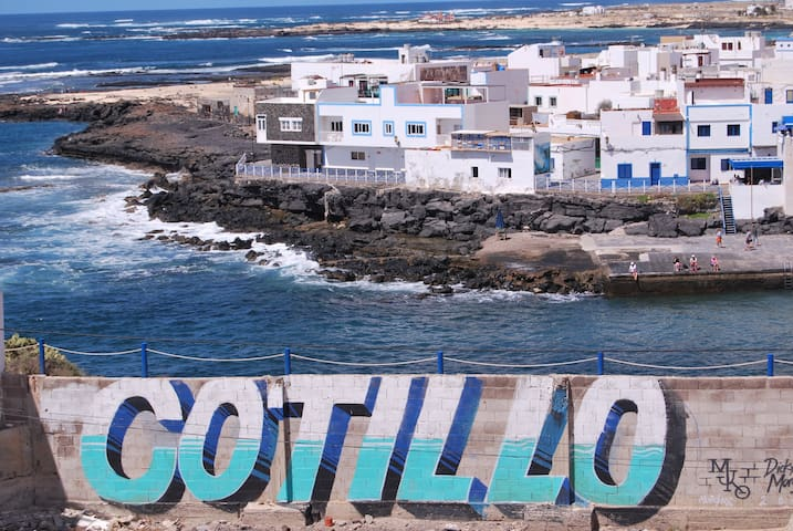 Casa Yerida - El Cotillo - Wohnung
