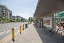 机场东 宝安 西乡地铁站 天虹购物中心 世界之窗 欢乐谷 深大 海岸城直达 安逸别致简洁三房