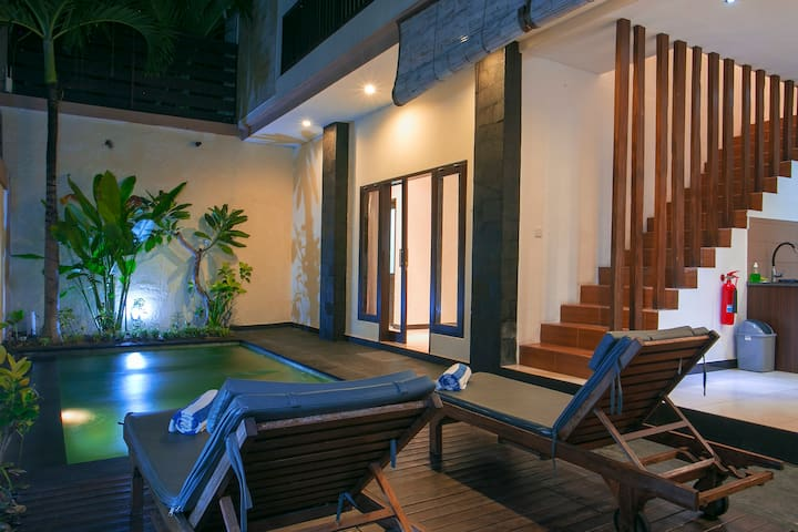 Villa for honeymoon and relax