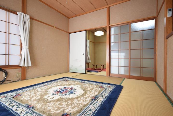 Grandma Shizuko's Annex