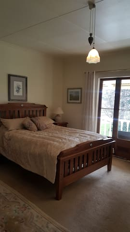 Master Suite at Hawkesbury Homestead