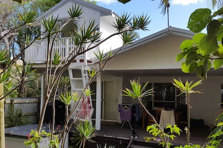 North Byron, Family Friendly Beach Front Home. - New Brighton - Casa