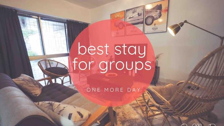 Comfortable Home Bangsar ☆ 10 Minutes Mid Valley