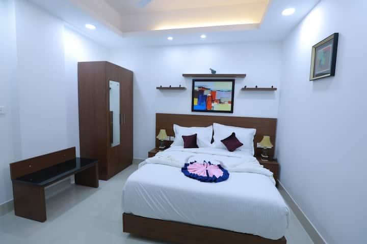 Premium Plus Suite at Swades Myhome Dharmalayam Road Nr Ayurveda College Manjalikulam Thiruvananthapuram Kerala II