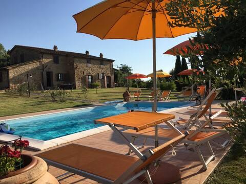 Agriturismo Gello Toscana Tour orto