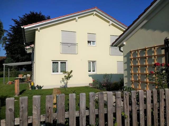 Beautyful holiday flat in Ebersberg near Munich