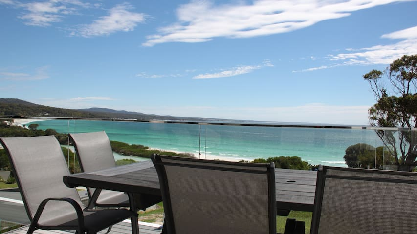 BEACHHOUSE BINALONG Ultimate luxury - Bay of Fires