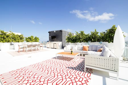 Boss Penthouse at 1100 West avenue in South Beach