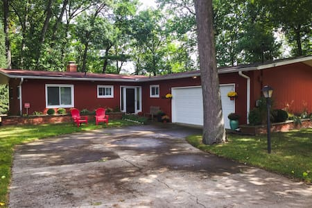 Perfectly located beach house XL - New Buffalo