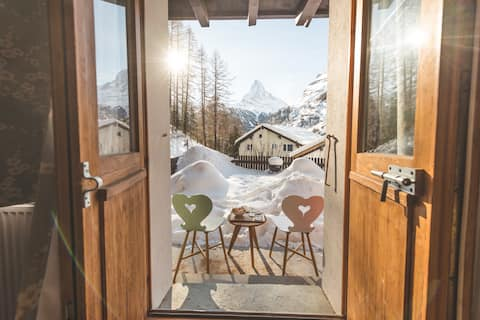 Trudi's Terrace: Matterhorn Views you can't Beat!!