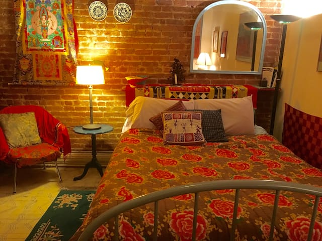 THIRD STORY SUITE -  beautiful loft - New York - Bed & Breakfast