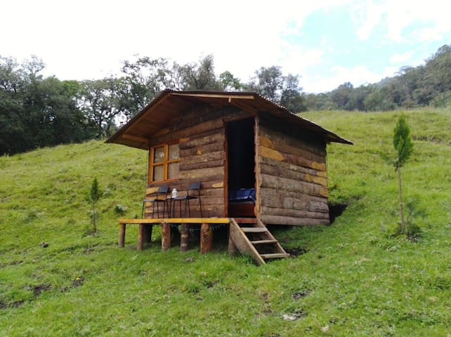 Cabin el Sestillal ECO HOTEL
