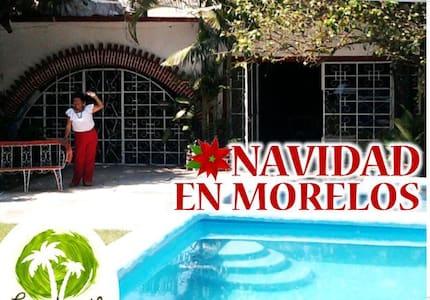 Fin de semana en Morelos - Santa Rosa Treinta - Haus