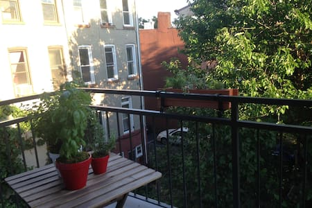 Great 1 bedroom in Bed Stuy, Brooklyn - Brooklyn - Appartamento